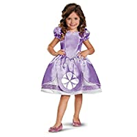 ‏‪Disney Junior Sofia the First Classic Girls' Costume‬‏