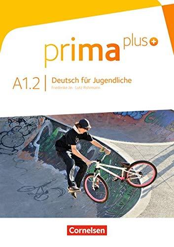 Prima Plus a1.2 Libro de curso