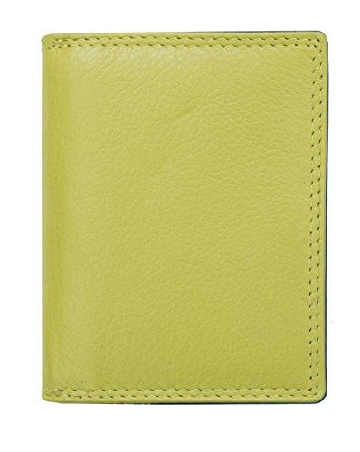 Prime Hide ,  Kreditkartenhülle, grün (grün) - 6090-Green -