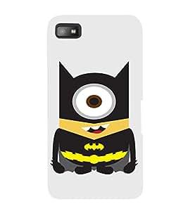 EPICCASE Bat Minion Mobile Back Case Cover For BlackBerry Z10 (Designer Case)