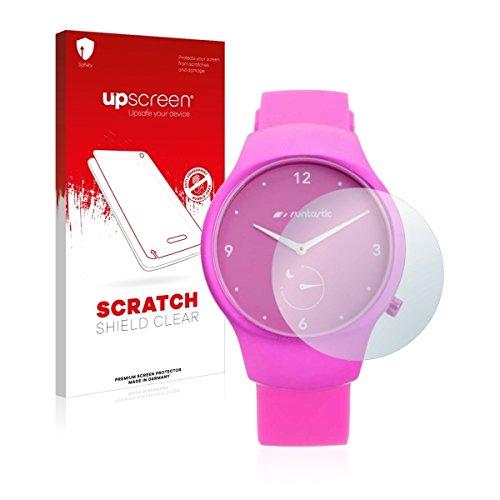 upscreen Scratch Shield Clear Bildschirmschutz Schutzfolie für Runtastic Moment Fun (hochtransparent, hoher Kratzschutz)