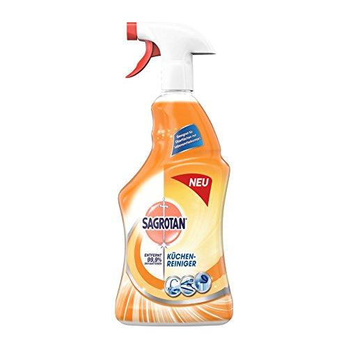 Sagrotan Küchen-Reiniger, Reinigung, 3er Pack (3 x 750 ml)