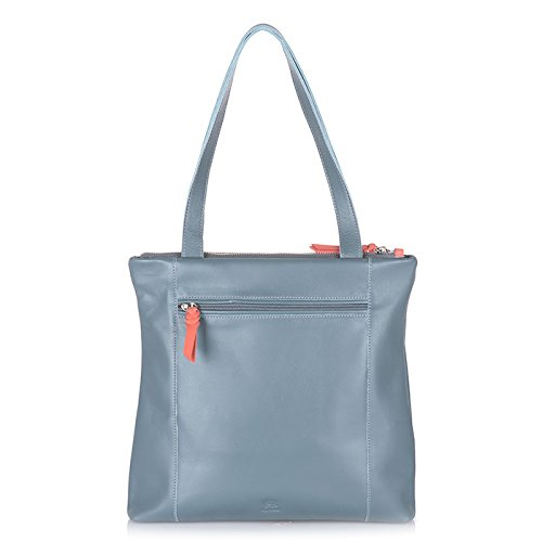 Laguna mywalit medium sac à main cuir 30 cm Urban Sky