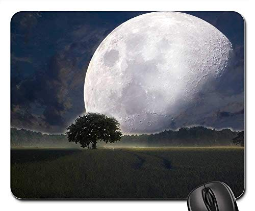 Gaming-Mauspads, Mauspad, Kosmus-Universum-Milchstraße Night Sky Mystical
