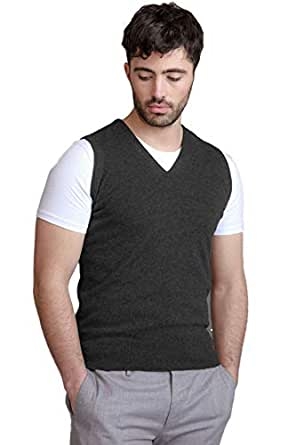 BASE 41 Men's Sleeveless Reversible Sweater