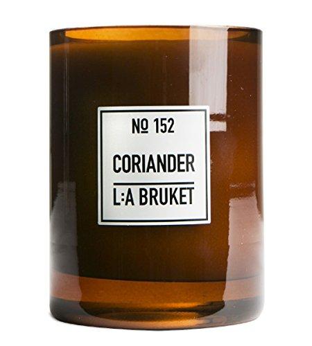 L:a Bruket No.152 candle coriander