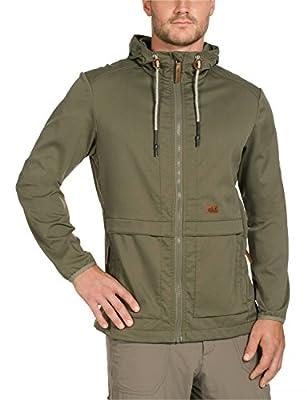 Jack Wolfskin Herren Softshelljacke Manitoba II Jacket M von Jack Wolfskin auf Outdoor Shop