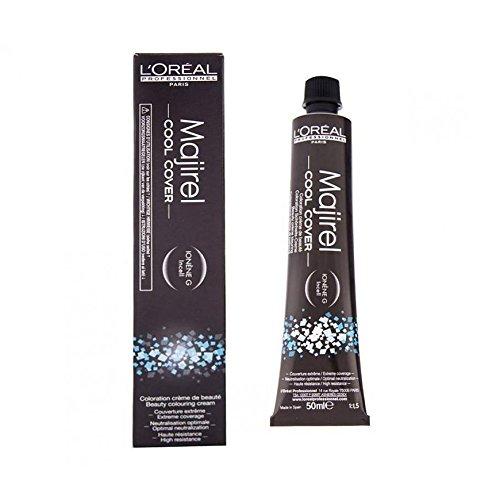 L'Oréal Professionnel Coloration Majirel Cool Cover 5.18 Châtain Clair Cendré Mocca 50 ml