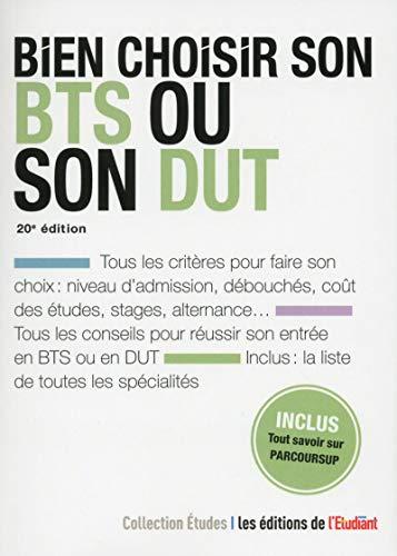 Bien choisir son BTS ou son DUT par Christele Boisseau-potier