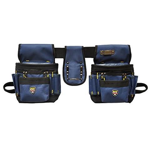 Heheja Elektriker Werkzeuge Taillenbeutel Double Hanging Belt Hardware