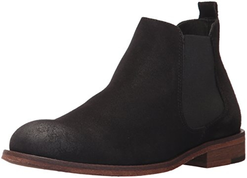 519ad24ddc5 1883 by Wolverine Women's Jean Chelsea Boot, Black, 7 B(M) US