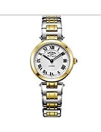 Rotary Damen - Armbanduhr Lucerne Analog Quarz LB90188/41