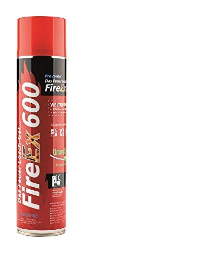 das Feuer-Lösch-Gel, löscht in vielen Fällen effektiver als Wasser, Schaum & Pulver. WELTNEUHEIT (Feuer Ausrüstung)