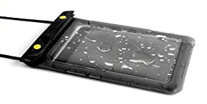 Der ideale Begleiter für alle Sommerurlauber, Wassersportler, Wanderfreunde, Skifahrer und Snowboarder! Ab sofort können Sie Ihr Tablet ungewolltem Wasser schützen und es somit auch in feuchten Umgebungen benutzen.Die durchsichtige Oberfläche beeinfl...