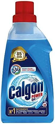 Calgon Powergel, Gel Anticalcare Lavatrice per Capi Morbidi, Formula 3in1, 1 Gel da 1500 ml