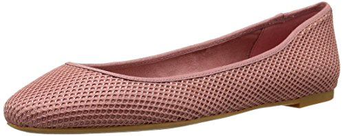 Nine West Adorabl Fabric Ballet Flat Light Pink/Light Pink