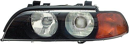 Preisvergleich Produktbild HELLA 1EL 007 410-111 Halogen Hauptscheinwerfer,  Links,  Ohne Kurvenlicht,  mit Gasentladungslampe,  mit Stellmotor für LWR,  mit Vorschaltgerät