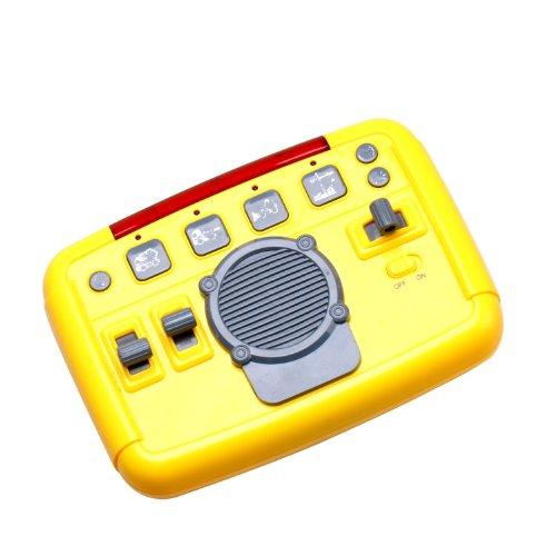 RC Baufahrzeug kaufen Baufahrzeug Bild 1: 81117 Silverlit Kran mit Sound ferngesteuert Infrarot ohne Kabel*