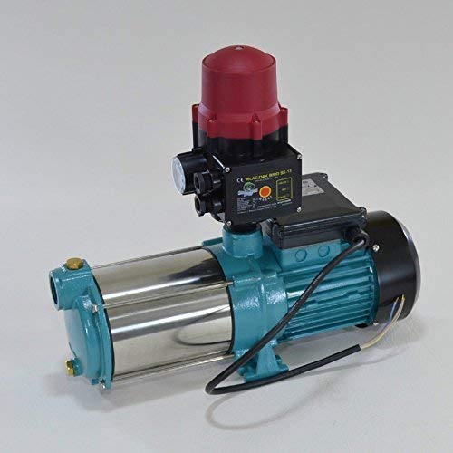 Kreiselpumpe 1300 Watt 6000 L/h 5,1 bar thumbnail