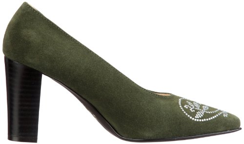 Diavolezza MILA 9501, Escarpins femme Vert (Vert-TR-C3-75)