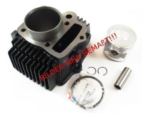 HMParts Pit Bike/Dirt Bike/Monkey Lifan Zylinder-Set 140ccm