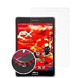 atFolix Schutzfolie passend für Asus ZenPad S 8.0 Folie, entspiegelnde & Flexible FX Bildschirmschutzfolie (2X)