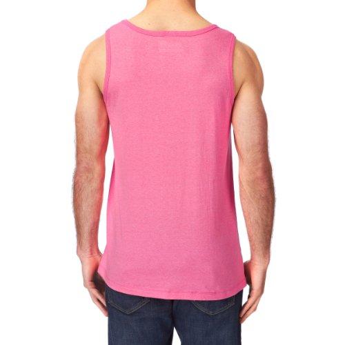 Neff - Männer Corpt Tank Top Pink