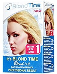 Pack Ahorro 2 x Blond 1+2 producto para el Blanqueamiento del Pelo, Blond Time