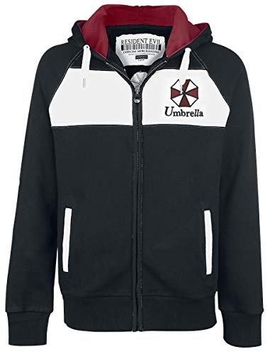 Preisvergleich Produktbild Resident Evil Umbrella Corporation Trainingsjacke Multicolour 3XL