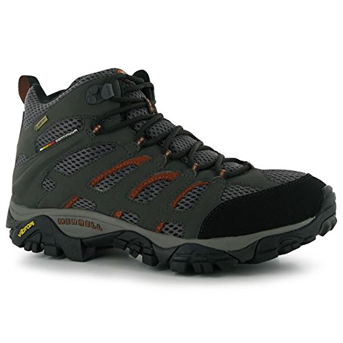 Merrell Moab Mid GTX Chaussures de marche pour homme - - Beluga, 38 BELUGA