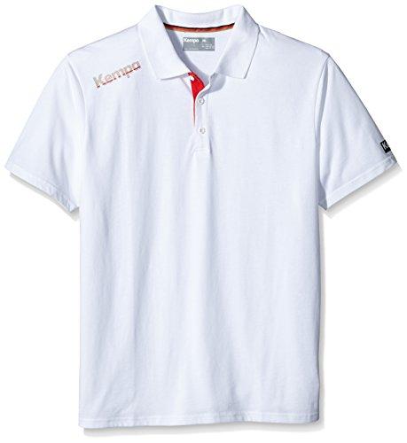 Kempa - Maglietta polo Core Bianco - bianco