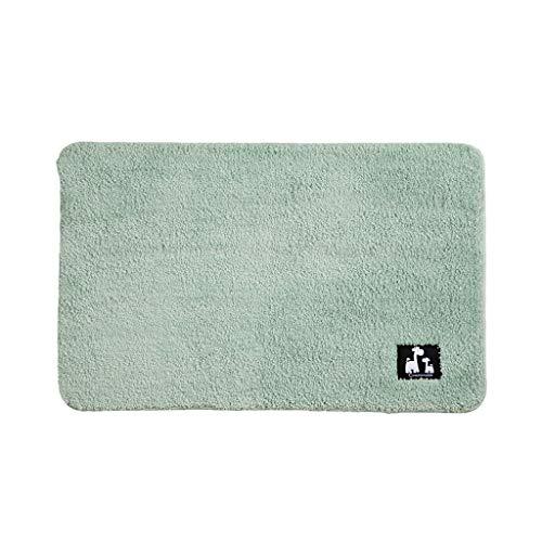 Llh ditan tappetino da bagno, tappetino assorbente da bagno tappetino da soggiorno tappetino per soggiorno (colore : b, dimensioni : 80x120cm)