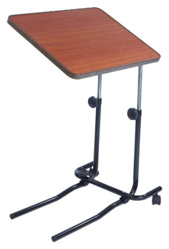 Nrs healthcare m01278 overbed and chair table divan for Divan overbed table