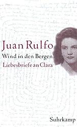 Wind in den Bergen: Liebesbriefe an Clara