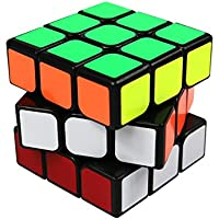 FC MXBB 3x3 PVC Stikcer Smooth Speed Puzzle Magic Cube -Twist Brain Teasers IQ Toys for kids 56mm