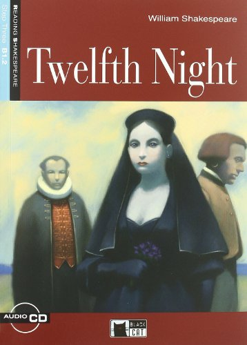 Twelth night. Con CD Audio (Reading and training)
