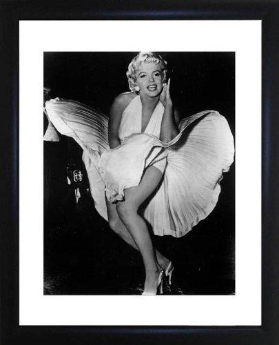 Marilyn Monroe gerahmtes Foto