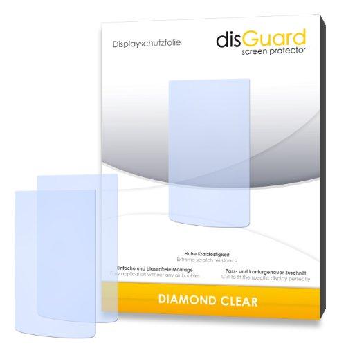 3 x disGuard® Schutzfolie Oppo N1 Bildschirmschutz Folie