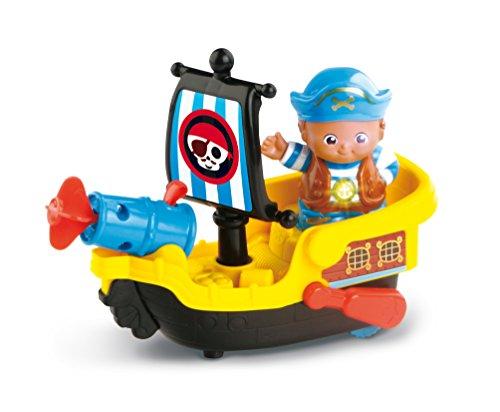 Vtech 178805 Interaktives Spielzeug Piratenschiff, Moos-Pirat, Mehrfarbig, Einheitsgröße