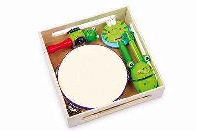 small foot company - Instrumento de percusión para niños [importado de Alemania] de small foot company