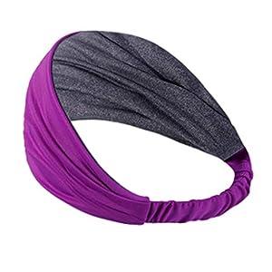ZHAO YELONG Elastizität Feuchtigkeitsaufnahme Männlich Weiblich Bewegung Haarschmuck Stirnband