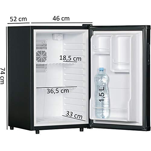 Amstyle Minikühlschrank 65 Liter - 4