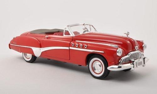 buick-roadmaster-convertible-rouge-1949-voiture-miniature-miniature-deja-montee-motormax-118