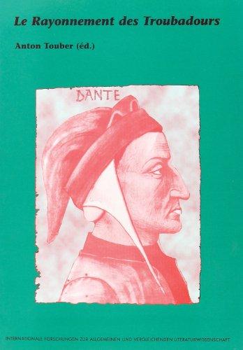 Le rayonnement des troubadours par Pays-Bas) Association internationale d'études occitanes. Colloque (1995 : Amsterdam