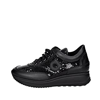 Agile By Rucoline 1304(8) Low Sneakers Women Black 39