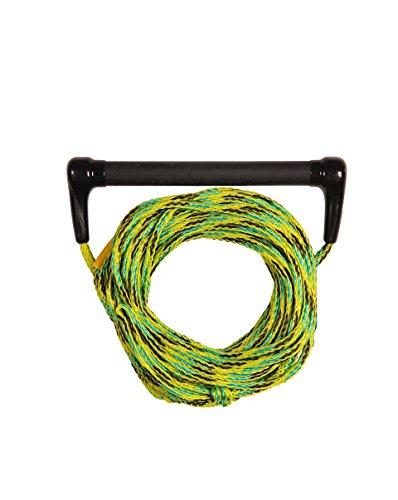 Jobe Transfer Rope Wasserski Wakeboard Hantel Seil Wasserskileine green