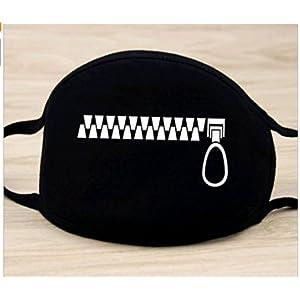 Hapahabie Koreanische Version der staubdichten Atmungsaktiven Maske aus Baumwolle