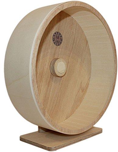 Ø 30 cm Getzoo Premium Holzlaufrad (Ø 28,8 cm Innen, Höhe 32-44cm)
