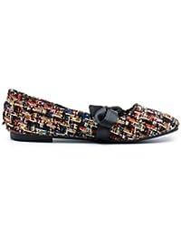 4bcb8278d44 Amazon.es  Lazos - 39   Bailarinas   Zapatos para mujer  Zapatos y ...