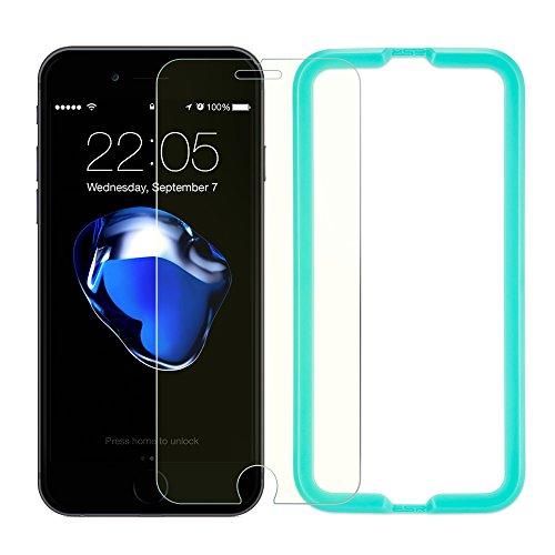 iPhone 7 Pellicola Protettiva Anti Blue, ESR Premio di Protezione Pellicola Protettiva dello Schermo in Vetro Temperato per Apple iPhone 7 4.7 iPhone 7-Anti Blue Screen